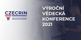 Pozvánka na CZECRIN Výroční vědeckou konferenci 2021