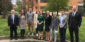Vítězové letošní Studentské vědecké konference dostali diplomy