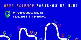 Join the Open Science Roadshow at our faculty on May 18, 2021