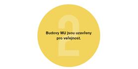 Přechod na žlutou barvu univerzitního semaforu aprovozknihovny