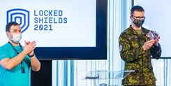 The Cybersecurity Team Excelled at the International Locked Shields 2021 Exercise