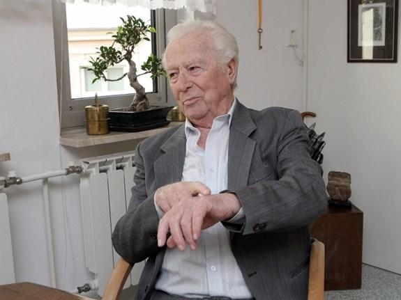 Profesor Vladimír Kořístek   Zdroj: DENÍK/Lubomír Stehlík