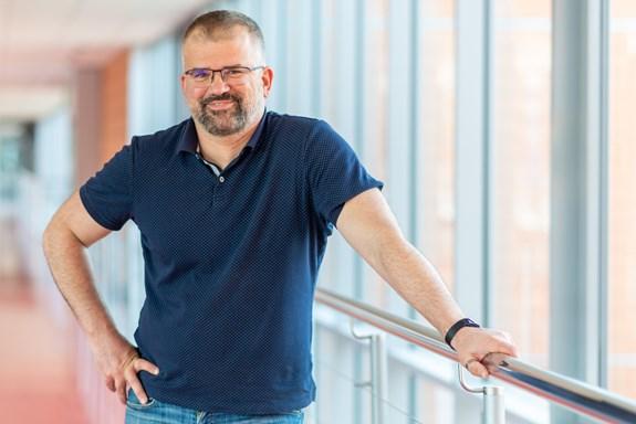 RNDr. Pavel Krejčí, Ph.D. <br />Foto: Ing. Natália Vadovičová