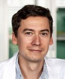Mgr. Pavel Dvořák, Ph. D. z Oddělení mikrobiologie