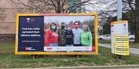 Billboard projektu vbrněnském Králově Poli