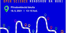 Open Science MUNI Roadshow na Přírodovědecké fakultě