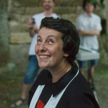 Pro Sandru Silnou je důležitá svoboda. Její církev nemá celibát a staví se kladně i k soužití stejnopohlavních párů. Foto: archiv Sandry Silné