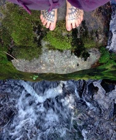 Silná podporuje péči nejen o lidskou duši, ale také o přírodu. Environmentální studia a práce farářky tak podle ní souvisí. Foto: archiv Sandry Silné