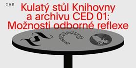 Kulatý stůl 01: Možnosti odborné reflexe divadel CED