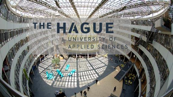 Podzimní semestr na The Hague University of Applied Sciences