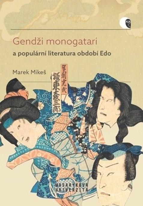 Obálka knihy Gendži monogatari a populární literatura období Edo