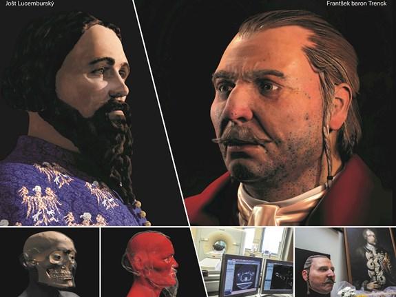 Historické osobnosti a vzácné nálezy