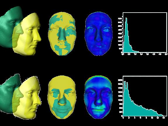 Databáze záznamů lidského těla a jeho struktur