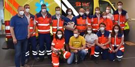 Praktická zkouška studijního programu Zdravotnické záchranářství