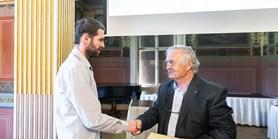 Tomáš Němec získal cenu časopisu Živa