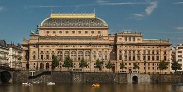 Zlevněné vstupenky do ND v Praze pro členy SAPMU