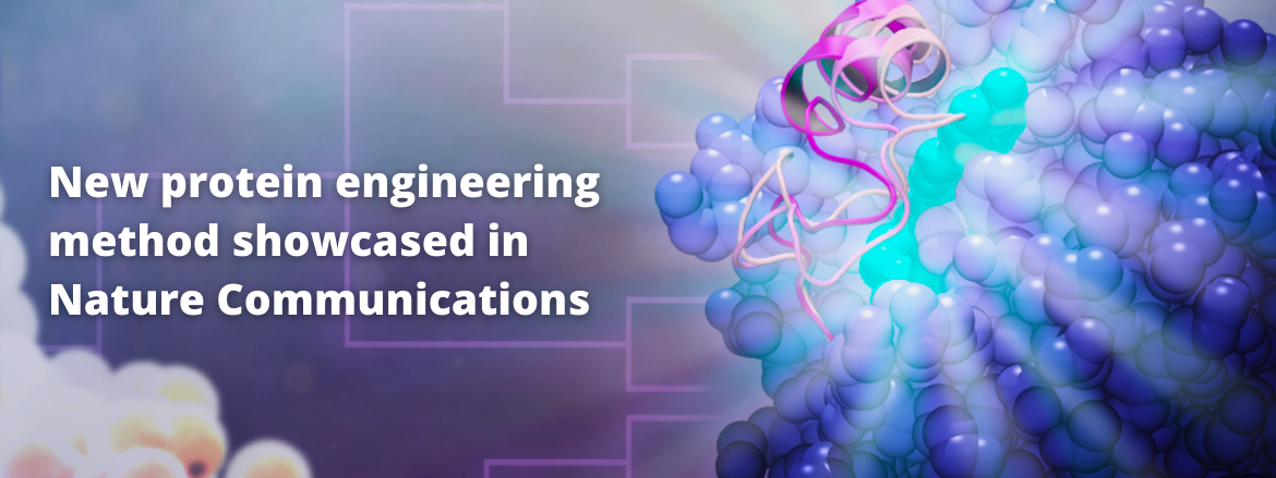 New protein engineering method showcased in Nature Communications