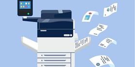 Tisk na velkých tiskárnách je levnější