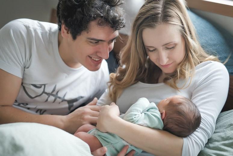 Šárka Ferrerová vždycky ráda psala, její kniha má pomoct nastávajícím maminkám, které se chtějí připravit na mateřství. Foto: archiv Šárky Ferrerové