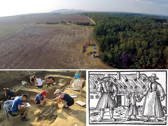 Výzkum historických populací