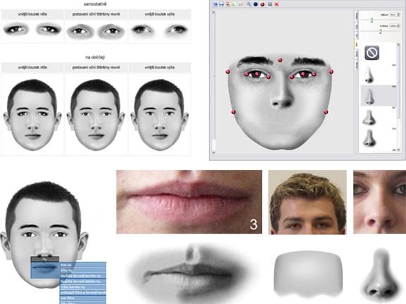 Identifikace lidí na fotografiích, 3D záznamech i videozáznamech