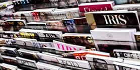 Zpestřete si léto čtením novin ačasopisů zcelého světa