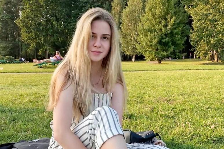 Při výběru studia v zahraničí zvažovala i jiné možnosti, lákala ji například Litva nebo Polsko. Česko ale nakonec zvítězilo, čehož nelituje. Foto: archiv Elizavety Matusevich