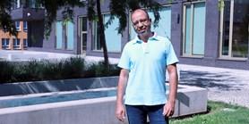 Nový postdoc Yehia Abbass: Jsem nadšený zúrovně infrastruktury na ÚVT