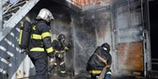 Masaryk University is researching the health of firefighters. Scientists will give them recommendations on how to improve prevention