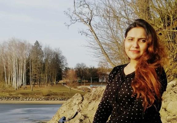 Brno si Ezzat Batool Sonia podle svých slov zamilovala. Ráda navštěvuje Brněnskou přehradu. Foto: archiv Ezzat Batool Sonii