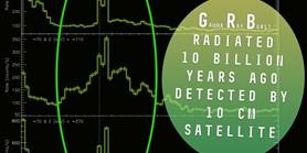 GRBAlpha si připisuje druhý detekovaný gamma ray burst