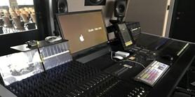 Nahrávací studio vbudově N