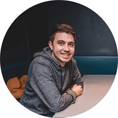 – Dominik, student Přírodovědecké fakulty