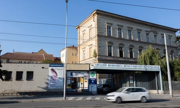 Chceme dát Porodnici na Obilním trhu nový smysl,  shodly se Masarykova univerzita a Fakultní nemocnice Brno