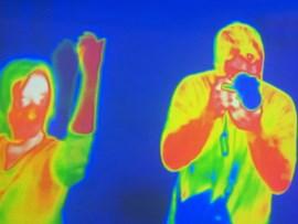 Termokamera – časosběrné video