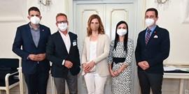 LF MU se připojila kMemorandu ospolupráci pro elektronizaci zdravotnictví atelemedicínu