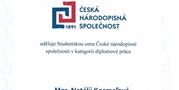 Ceny České národopisné společnosti