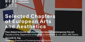 ESAA24 European Arts and Aesthetics