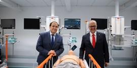 Plastický chirurg Bohdan Pomahač navštívil Lékařskou fakultu MU