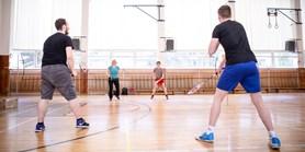 Erasmus Days: Crossnational Badminton Tournament