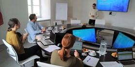 Šest týmů vSoutěži Start Your Business pokračuje do dalšího kola