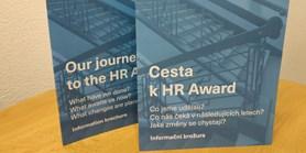 Cesta kHR Award – nová informační brožura míří kvám
