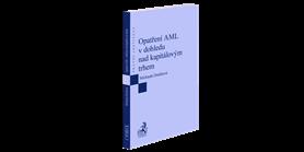 Recenze knihy Opatření AML vdohledu nad kapitálovým trhem