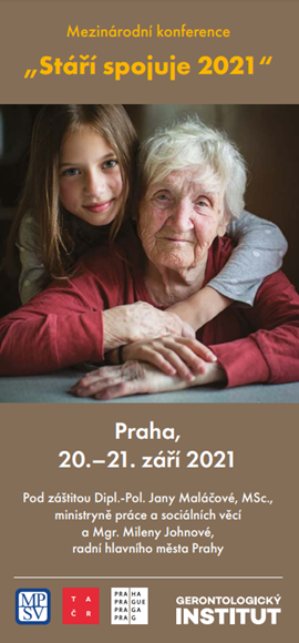Mezinárodní konference Stáří spojuje 2021