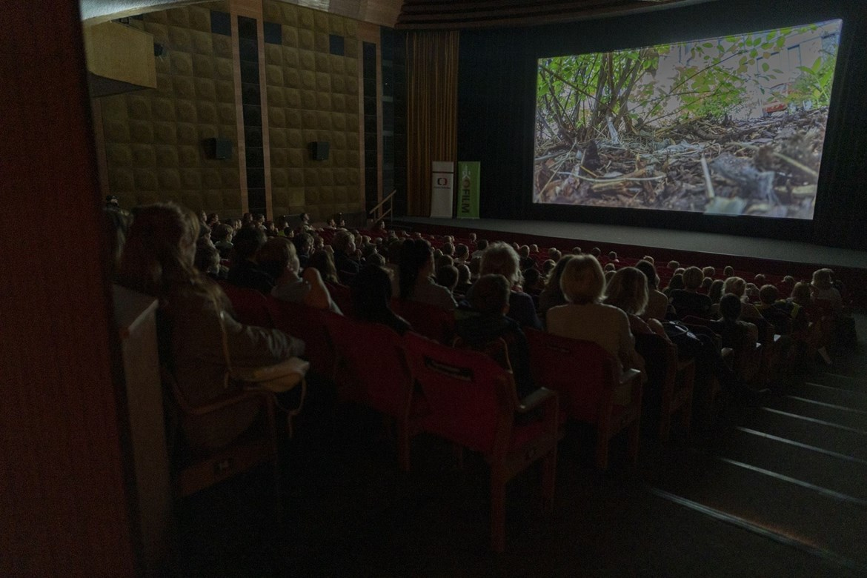 Filmové projekce 47. ročníku EKOFILMu proběhnou v Univerzitním kině Scala a v Sále společenského centra ÚMČ Brno-střed. Zdroj: EKOFILM