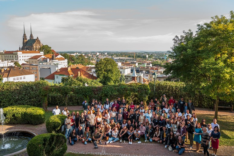 International students gather for annual student BBQ