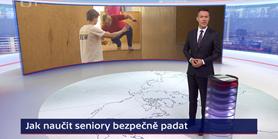 Reportáž ČT: Parkour pro seniory