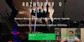 Rozhovory ovesmíru -Vesmírný dalekohled Jamesa Webba