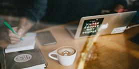 Otevření kavárenského pultu kaFFe
