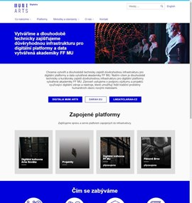 Digitalia MUNI ARTS | MUNI PHIL